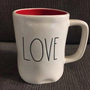 New Rae Dunn Valentine's Love You Mug
